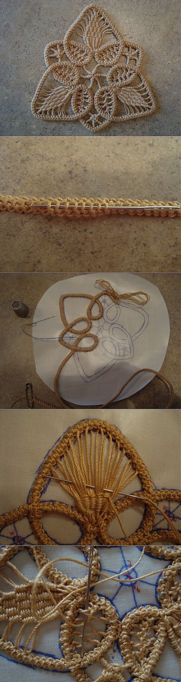 Adorno de encaje. Crochet, casi aguja | hábiles manos |                                                                                                                                                      Más