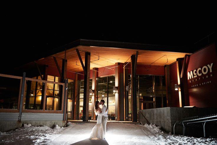 Natural Spring Wedding at Mammoth Resorts | Mammoth Lakes, CA