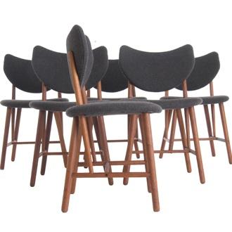 83 Best Danish Modern Dining Roomsimages On Pinterest  Dining Adorable Danish Modern Dining Room Decorating Design