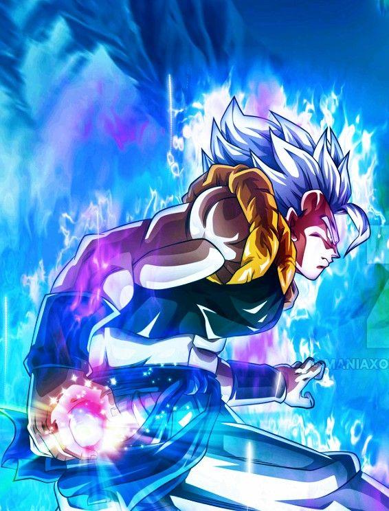 Gogeta Ultra Instinct Mastered Dragon Ball Super Anime Dragon Ball Super Anime Dragon Ball Dragon Ball Z