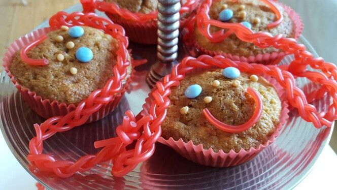 Pippi muffins
