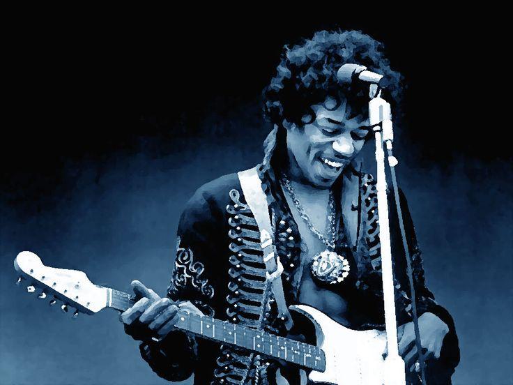 Jimi Hendrix • Quando il potere dell'amore supererà l'amore per il potere si avrà la pace.