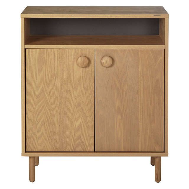 BuyDesign Project by John Lewis No.008 Double Towel Cupboard Online at johnlewis.com