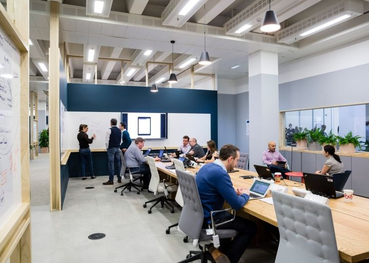 17 Best Ideas About Workplace Design On Pinterest