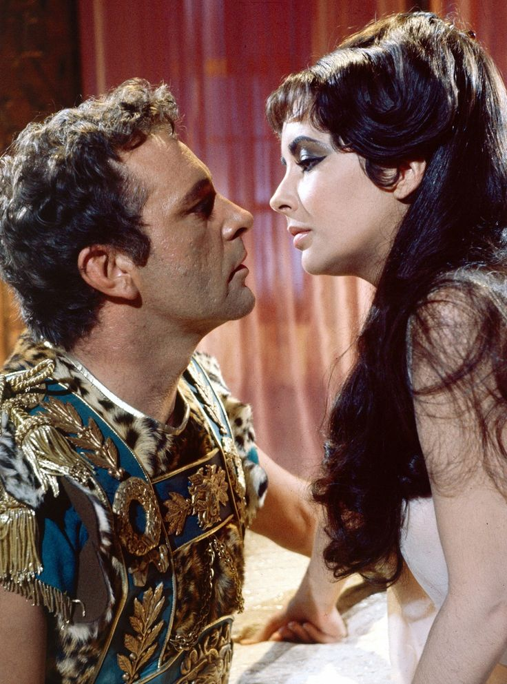 The private love letters of Richard Burton and Elizabeth Taylor: New book…