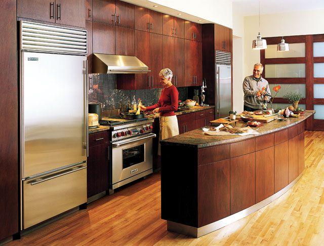 Los Angeles Subzero Refrigerator Wolf Cooking Appliances