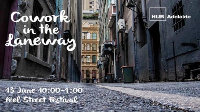 Peel Street Festival   Splash Adelaide - happening tomorrow (Thu Jun 13)!
