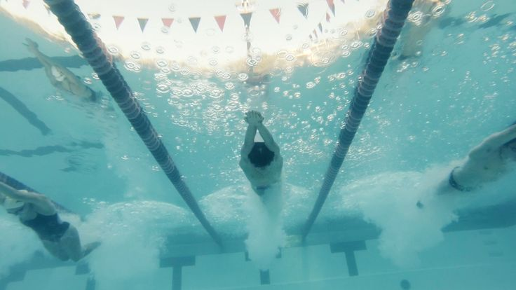 Fueled by Water - Speedo USA