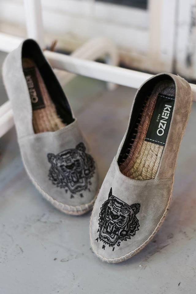 7b0f98ff50e802 Épinglé par Diana sur Shoes en 2019 | Kenzo espadrilles, Espadrilles outfit  et Espadrilles
