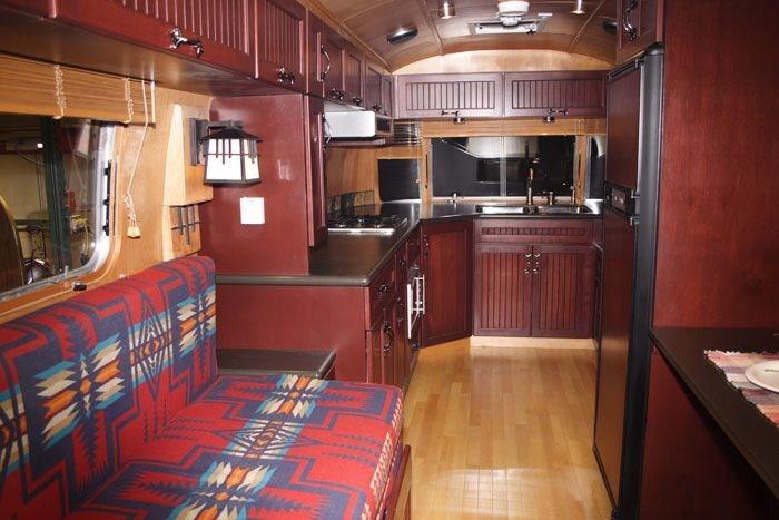 Travel Trailer Renovations | VintageCampers.com :: Vintage Campers, Vintage Trailers, Vintage