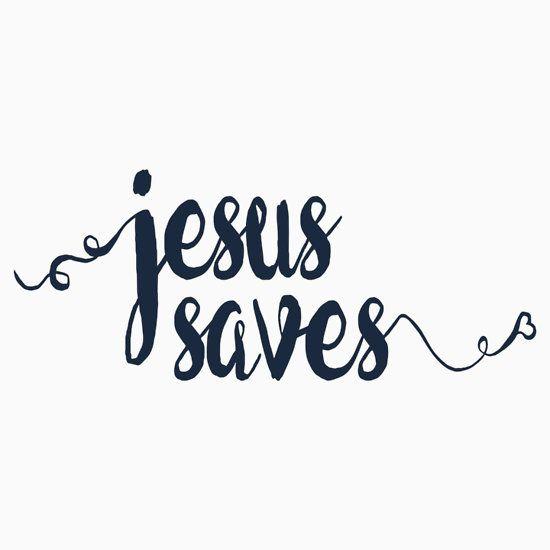 Jesus Saves - Prayer Journals and Mugs