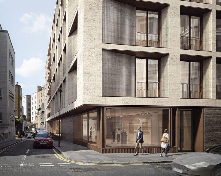 25 Savile Row | Slideshow | Stanton Williams Architects