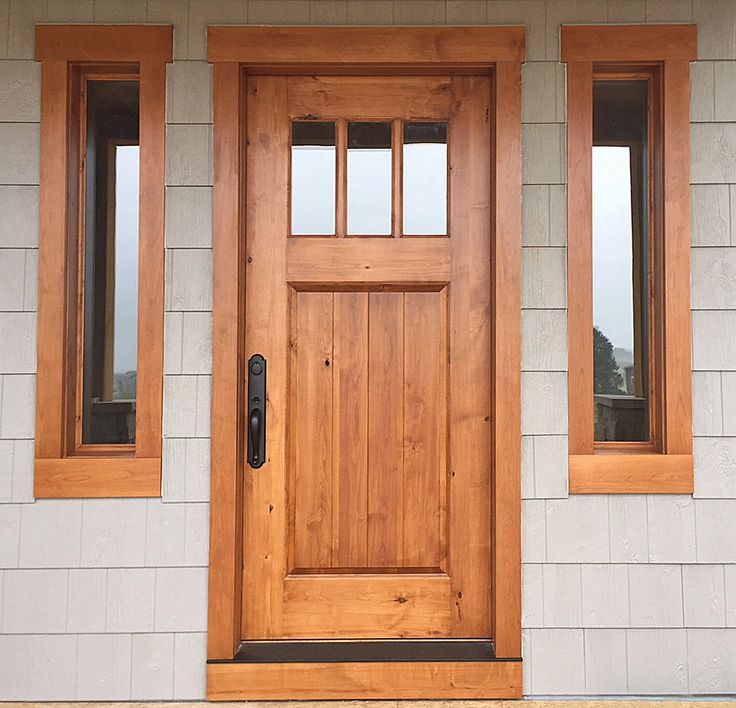 44 best Home Entry Doors images on Pinterest | Entry doors, Knotty ...