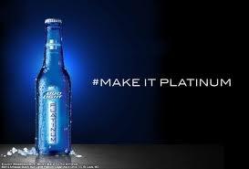 Bud Lite Platinum .... Finally a Bud of choice! !! 6.0 alcohol... GrEaT!! Amazing smooth taste!!! My new Bud!! :)