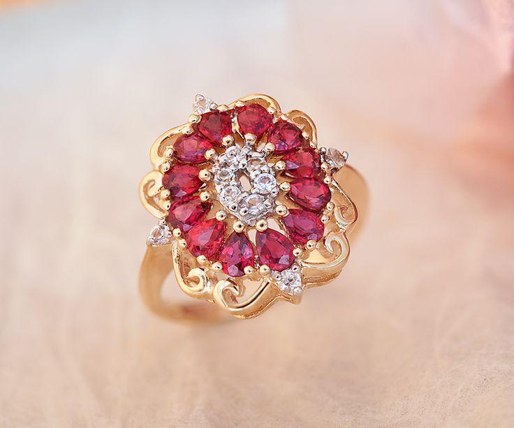 Prachtige robijn sieraden op juwelo.nl