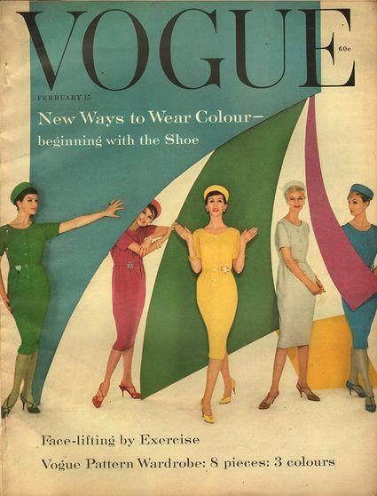 Vogue February 15 1959