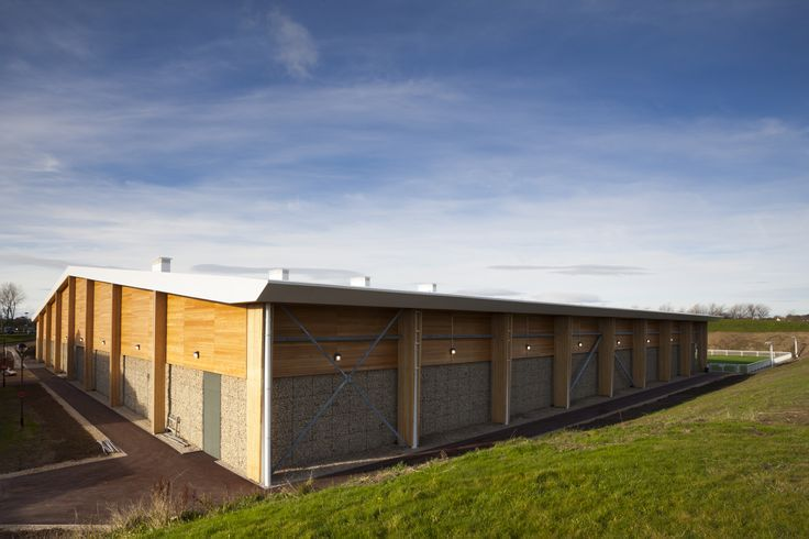 Indoor football training facility for Sunderland Association Football Club