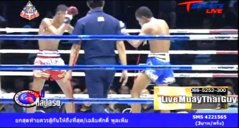 Video: Kamennoi Kiatsongrit vs Nichao Suwitgym 24th September 2013