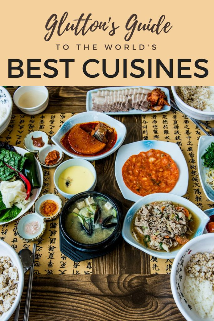 An opinionated girl's guide to the world's best cuisines, with recommendations of the best foods you should try. From popular Thai food to lesser known wonders like Burmese, Ethiopian, and Sichuan, here are my recommendations for a more adventurous palate!