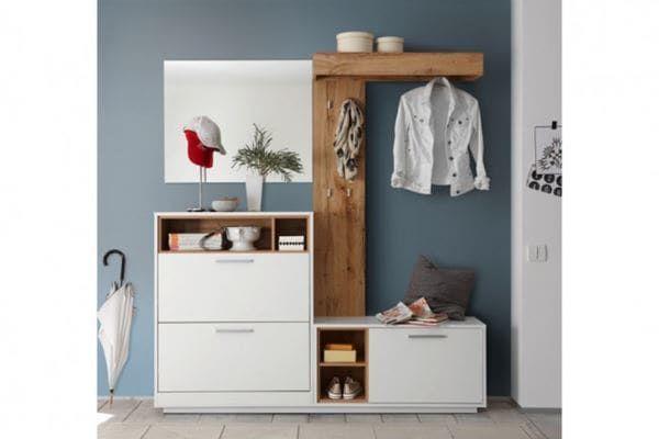 Moderne Design Garderobe weiss in Haag kaufen bei ricardo.ch