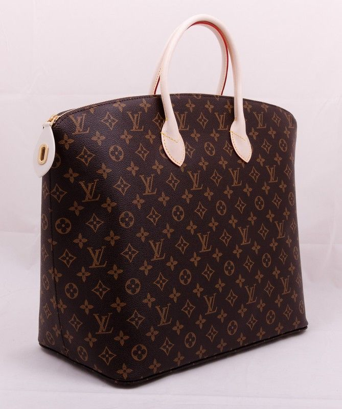 Сумка Louis Vuitton Lockit GM монограмм