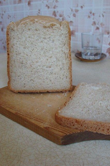 Творожный хлеб на опаре