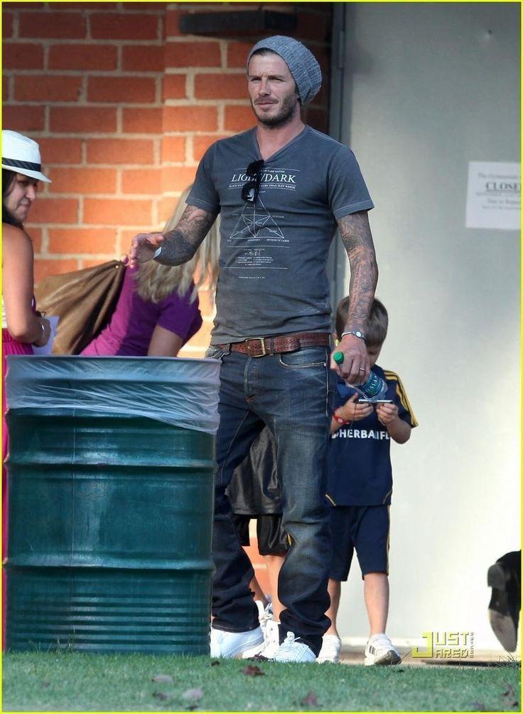 David Beckham Style Style