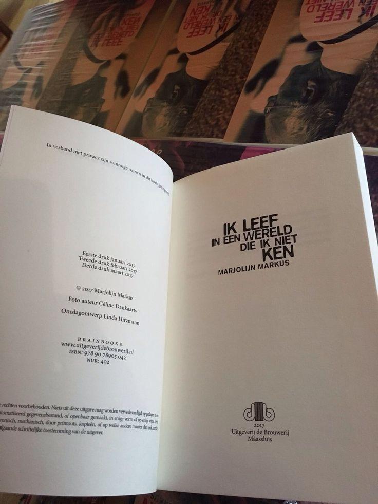 Al weer de derde druk! #dementie #alzheimer #mantelzorg #boek