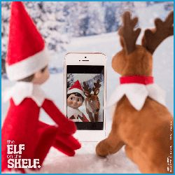 #ScoutElfIdeas for Elves with Reindeer Pets | Elf on the Shelf Ideas | Elf Pets Reindeer