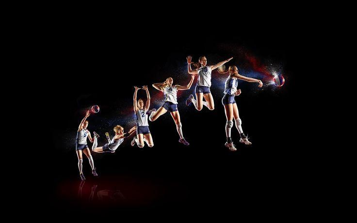 Team GB Women's Volleyball