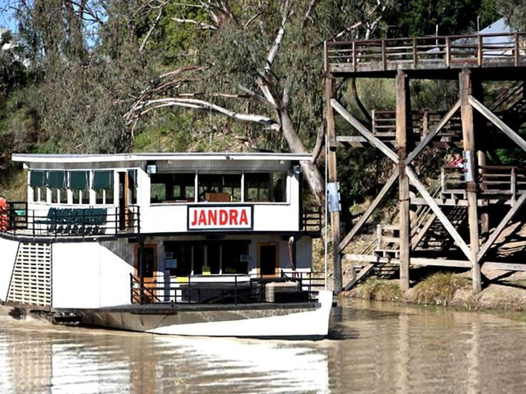 Take a ride on the Jandra along the Darling River, Bourke NSW