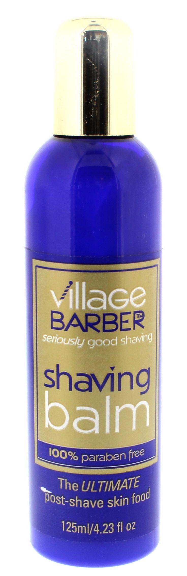 Village Barber Aftershave Balm, 125ml
