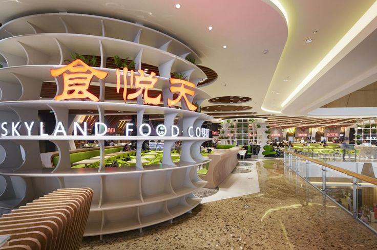 The Mixc Wuxi – Food Court – | ILYA Corporation