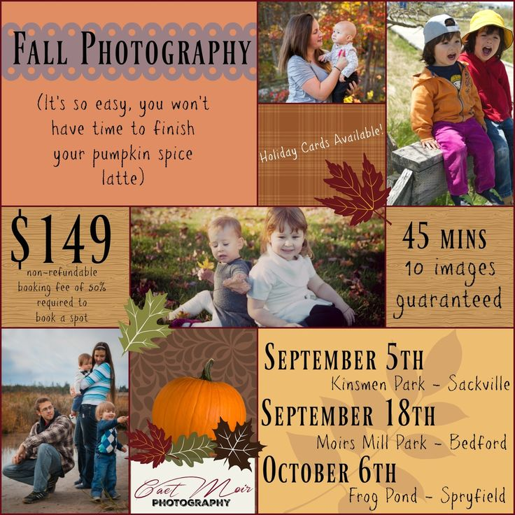 Fall Photography - Book Your Stress-Free Experience Today! http://www.caetmoir.com/fall-photography/?utm_campaign=coschedule&utm_source=pinterest&utm_medium=The%20Mindful%20Doula&utm_content=Fall%20Photography%20-%20Book%20Your%20Stress-Free%20Experience%20Today%21