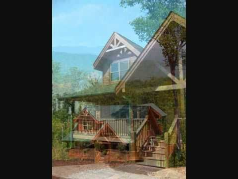 NC Mountain Land for Sale with Log Cabin Shells From $99,90