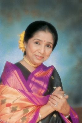 2016 Top ten acts for Womad New Zealand at the TSB Bowl of Brooklands: Asha Bhosle (India)
