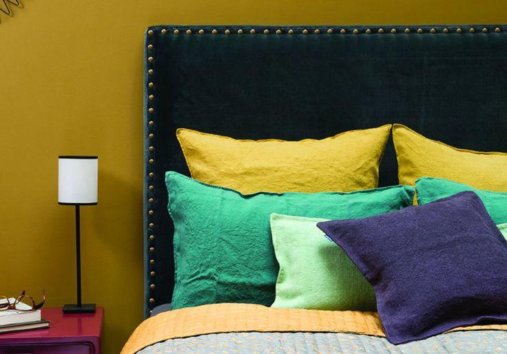 Tête de lit : découvrez notre sélection de têtes proposées par les marques déco ou à réaliser vous-même....