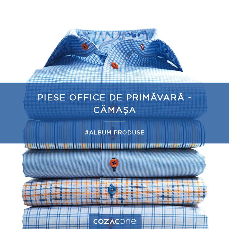 Știi de unde să-ți alegi cămăși versatile, pentru sezonul cald? De aici: http://www.cozacone.ro/produse/?cat=camasi