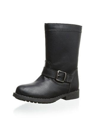 78% OFF OshKosh B'Gosh Kid's Maryann Boot (Black)