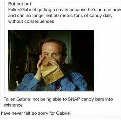 poor Gabriel