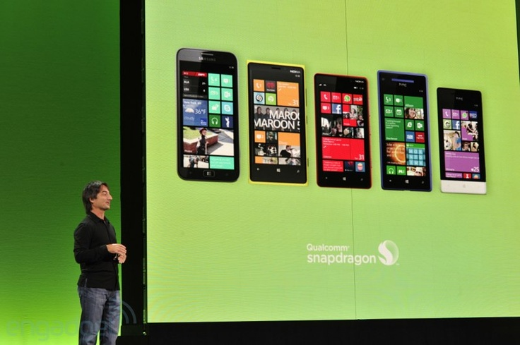 The Windows Phone 8 event liveblog!