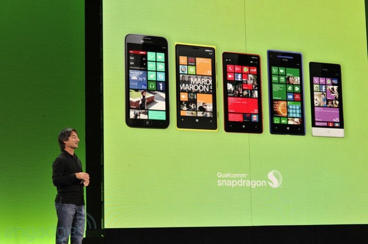 The Windows Phone 8 event liveblog!