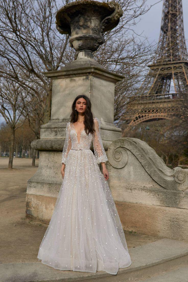 Julie Vino Paris 2019 Wedding Dresses | ElegantWedding.ca