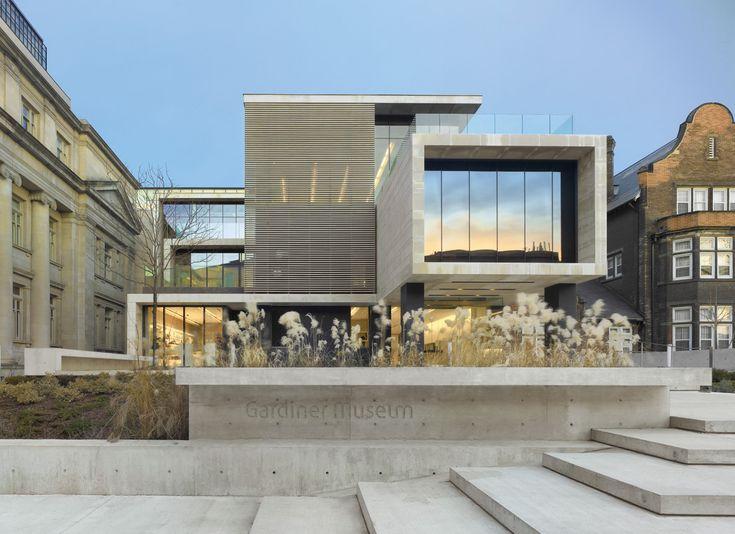 Gardiner Museum in Toronto