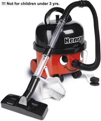 Little Henry Vacuum