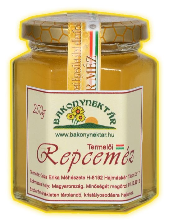 Ezt edd ha sok a savad! A repceméz a legkevésbé savas méz, így akiknek sok a gyomorsava bátran fogyaszthatják!