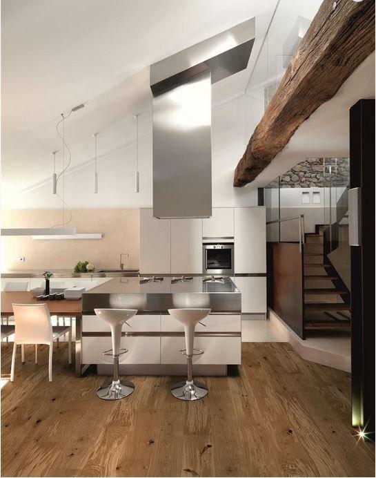 17 beste afbeeldingen over bdb op pinterest moderne keukens gezellige woonkamers en hakken - Keuken steen en hout ...
