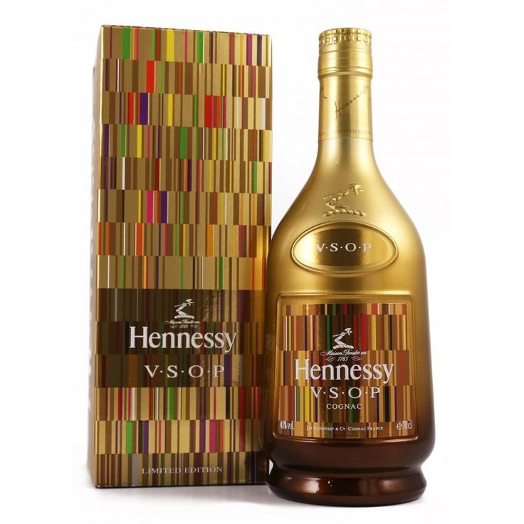 HENNESSY VSOP GOLD GW GENOME LIMITED EDITION 750ML - A1 Liquor