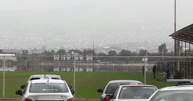Las canchas de Policía y Tránsito se vieron afectadas por el desbordamiento del Dren Barajas tras las lluvias del jueves; se hace un ajuste en el calendario de juegos hasta ...