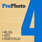 ProPhoto is the most well-respected photo blogging tool in the industry, whether it's on a mobile device, an iPad, or your desk at home. With unrivaled customization options requiring no previous web skill and a top-notch support system, it's easy to see why we're the number one choice for both professional and amateur photographers.